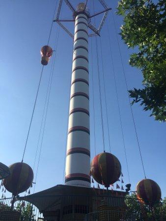 Weifang, China: Fuhua Amusement park