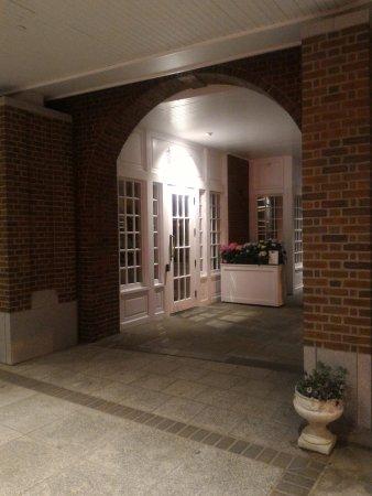 Hanover, Nueva Hampshire: classy entrance