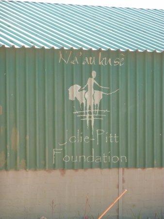 N/a'an ku se Lodge and Wildlife Sanctuary: Fondation Naankuse pour la préservation de la vie sauvage