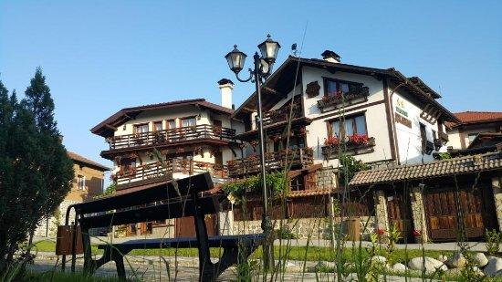 Dzhangal Hotel