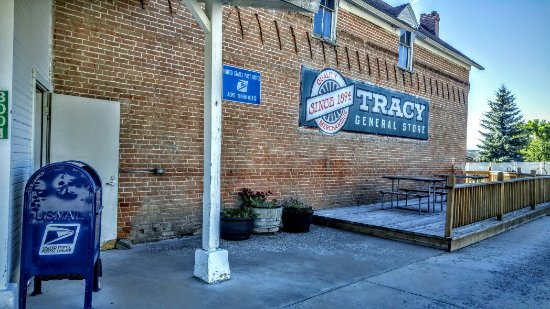 Almo, ID: Tracy Store