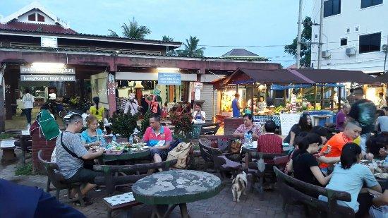 Luang Namtha, Laos: Night Market