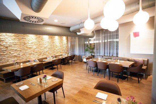 Restaurant Esszimmer: Unser Gastraum