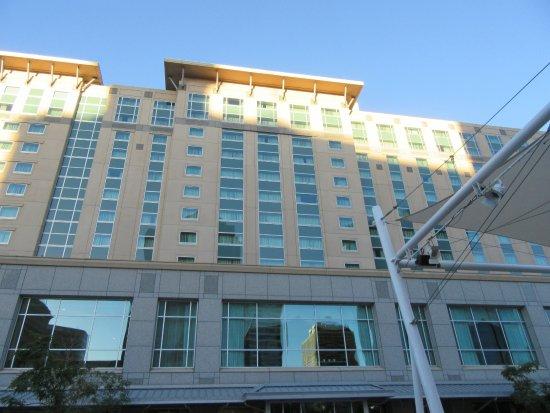 市中心萬豪飯店照片