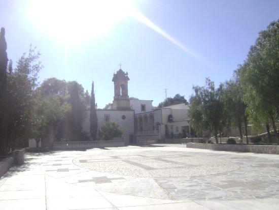 Ex Convento del Señor del Tepozan