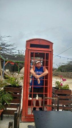 Paradera, Aruba: Casibari Cafe