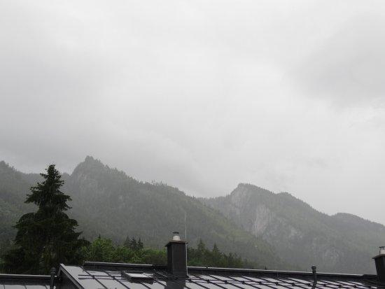Gasthof Fuerstenbrunn : Ausblick vom Zimmer