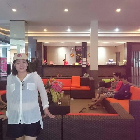 Casa Del M, Patong Beach: Great view from my room Staffs are well mannered and attentive to the guest My special thanks to
