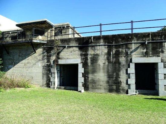 Tybee Island Museum - Battery Garland