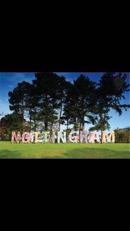 Nottinghamshire, UK: Nottinghamshire