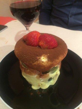 Ramonville Saint-Agne, Francia: Magnifique et délicieux desserts! 😋