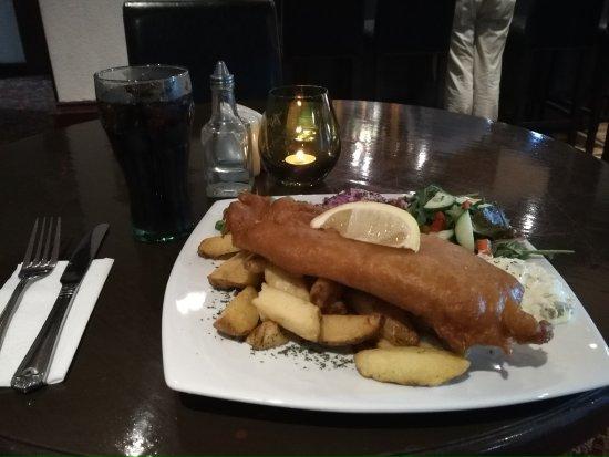 Port Ellen, UK: Fish & Chips