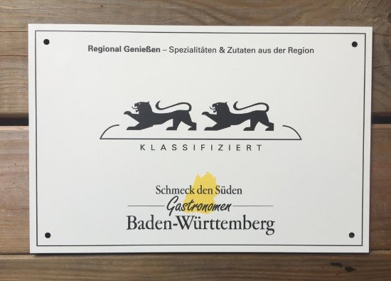 "Картинки по запросу ""golden loewen kulinarisch baden wurtemberg"""