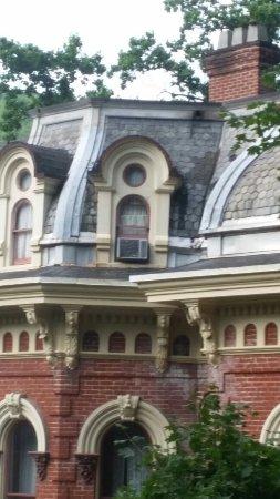 Harry Packer Mansion Inn: July 2016