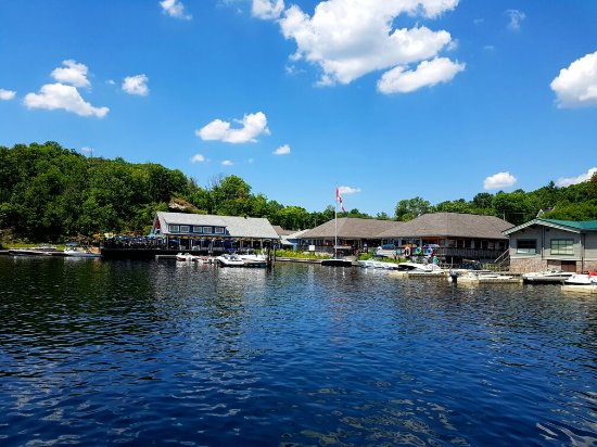 Port Carling, كندا: The beauty of Port Carling..