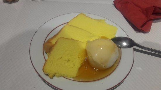 Cachan, Fransa: Un dessert
