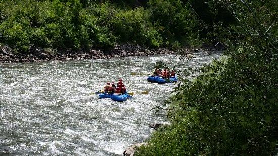 Glenwood Canyon Rafting, Inc.