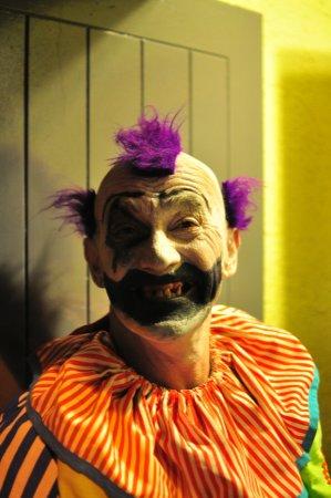 Ardgroom, Ireland: Halloween greeting at the Village Inn