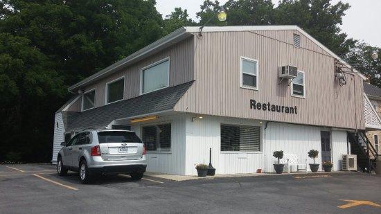 Mercersburg, PA: Foot of the mountain restaurant