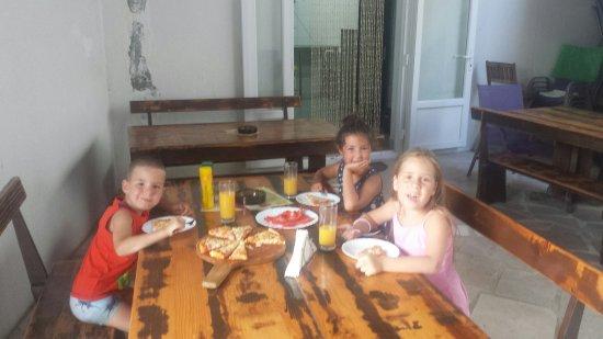 Mimice, Hırvatistan: Caffe bar pizzeria puntari