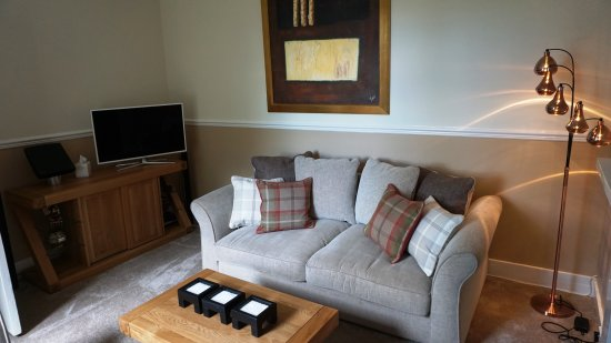 Blairgowrie, UK: Guest Lounge