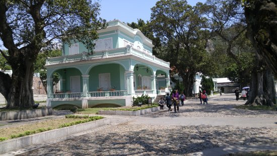 The Taipa Houses Museum : 住宅式博物館外貌