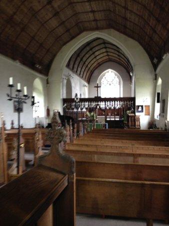 Suffolk, UK : Interior.