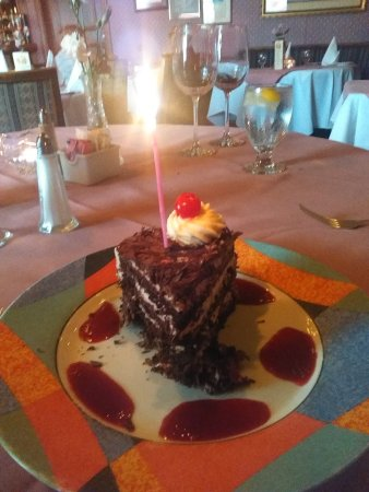 Black Forest Birthday Cake For Me Picture Of Elizabeth S