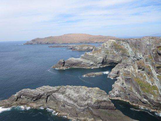 Portmagee, Irland: The Kerry Cliffs