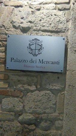 Hotel Palazzo dei Mercanti: IMG_20160710_231011_large.jpg