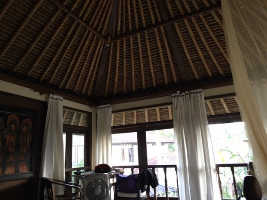 Abalone Resort: Wonderful charming room...