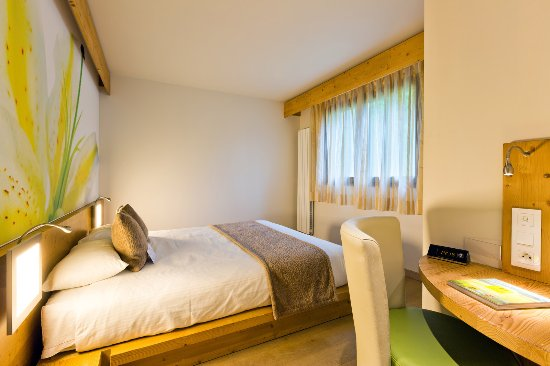 Suite hôtel La Croix de Savoie