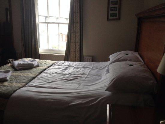 Ennerdale Bridge, UK: bedroom -