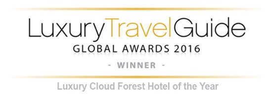 Hosteria Septimo Paraiso: Luxury Cloud Forest Hotel of the Year 2016