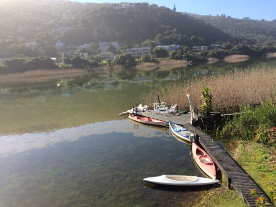 Moontide Guest House: Take a kayak out for a spin