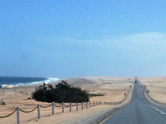 Skeleton Coast Park, Namibia: Between Walvis Bay and Swakopmund