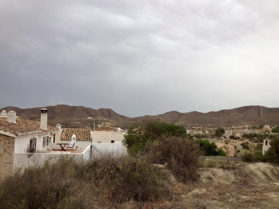 Sorbas, Spania: View from behind the hotel