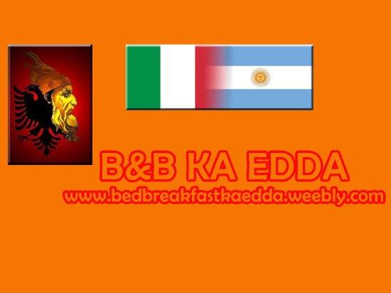 Acquaformosa, Italy: B&B ka Edda