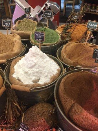 Аттика, Греция: spices