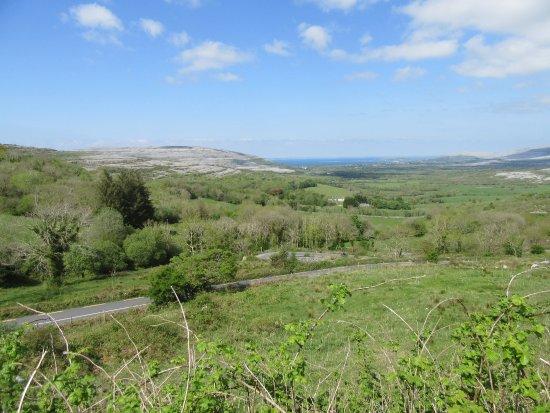 Corofin, İrlanda: The Burren National Park