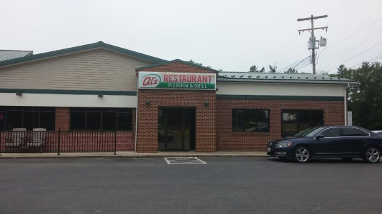 Clear Spring, MD: Al's Pizza