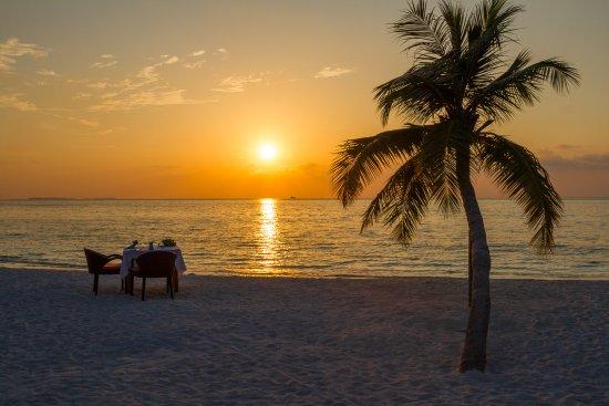 romantic romantic romantic picture of lux south ari atoll