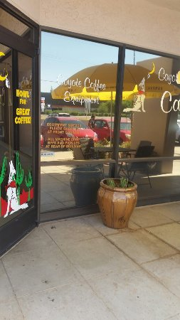 Coyote Coffee Cafe