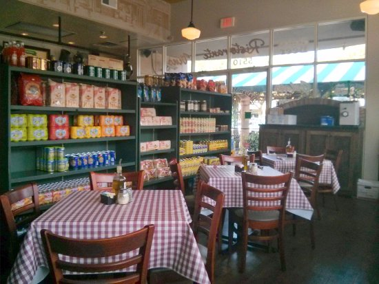 D Amico S Italian Market Cafe Nice Restaurant With Much Charm Lots Of