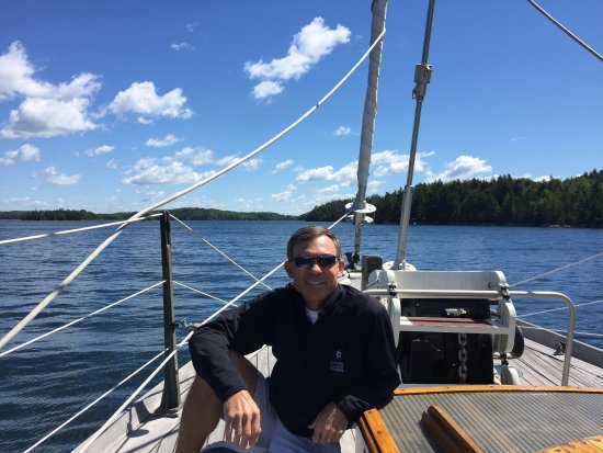 Sailing trip out of Castine