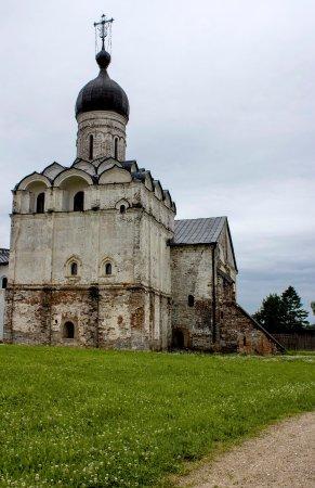 Ferapontovo, Russia: Ферапонтов монастырь.