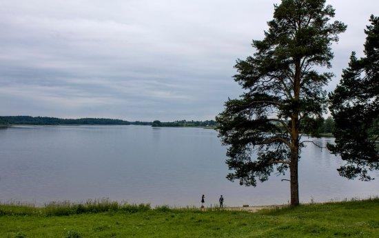 Ferapontovo, Russia: Бородаевское озеро.
