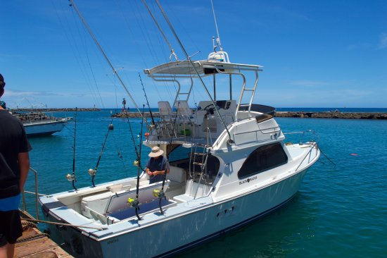 Kawaihae, Havai: We LOVED being on this boat!!!