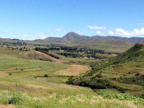 From Maseru to Semonkong