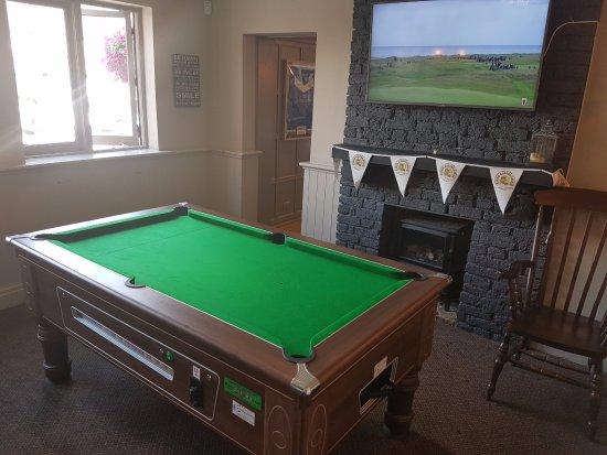 Rochford, UK: Pool Table